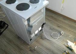 Установка, подключение электроплит город Осинники