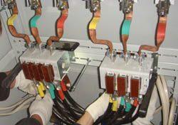 Правила электромонтажа электропроводки в помещениях в Осинниках